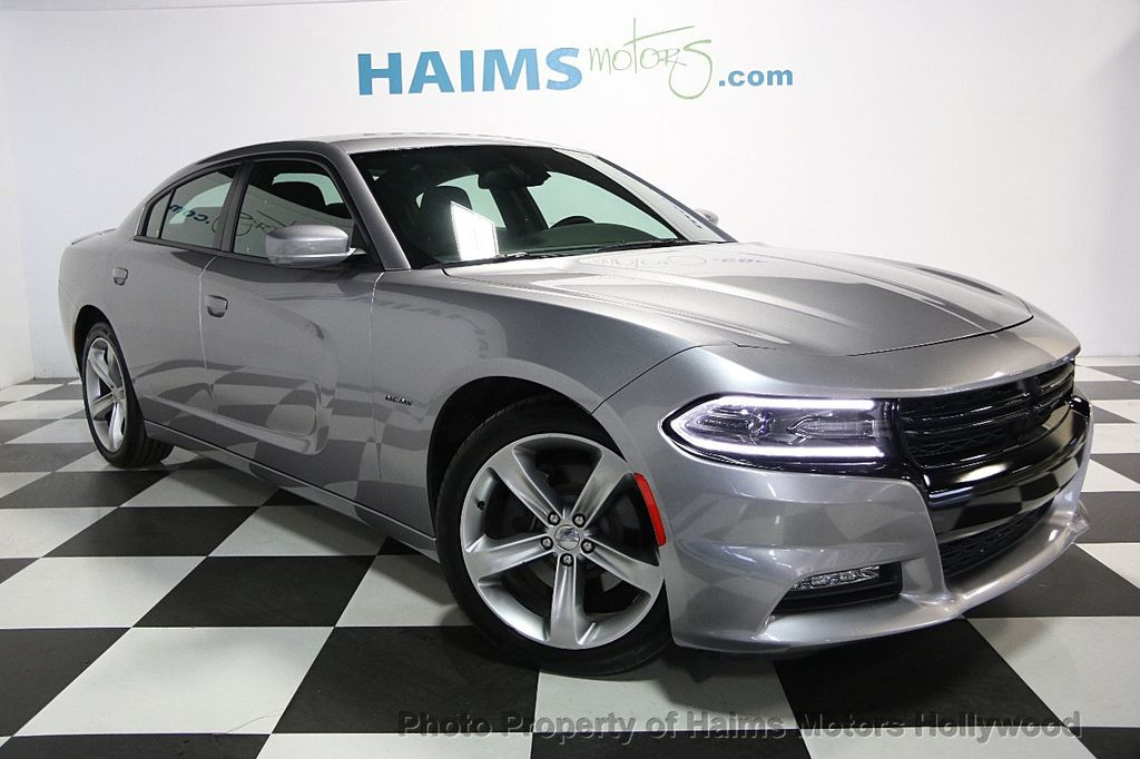 2016 Dodge Charger 4dr Sedan R/T RWD - 16384409 - 2