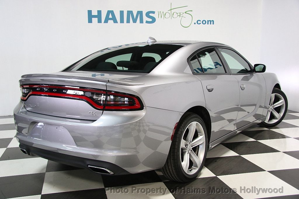 2016 Dodge Charger 4dr Sedan R/T RWD - 16384409 - 5