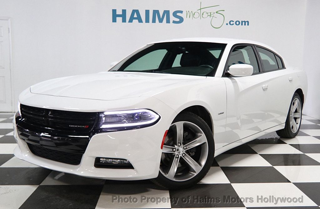 2016 Dodge Charger 4dr Sedan R/T RWD - 16484701 - 0