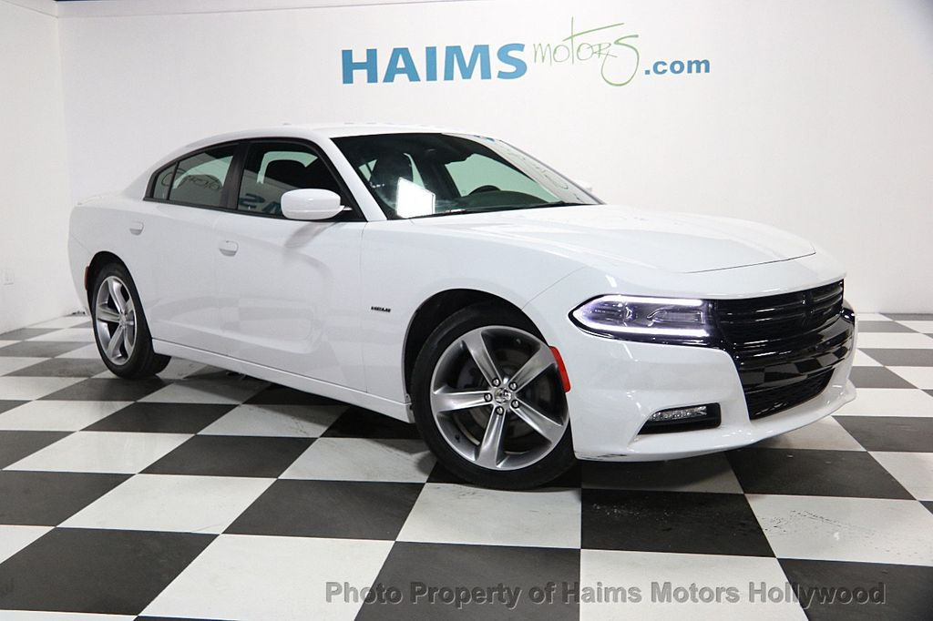 2016 Dodge Charger 4dr Sedan R/T RWD - 16484701 - 2