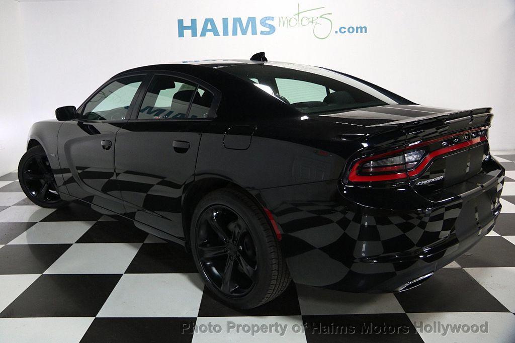 2016 Dodge Charger 4dr Sedan R T Rwd 16494805 3