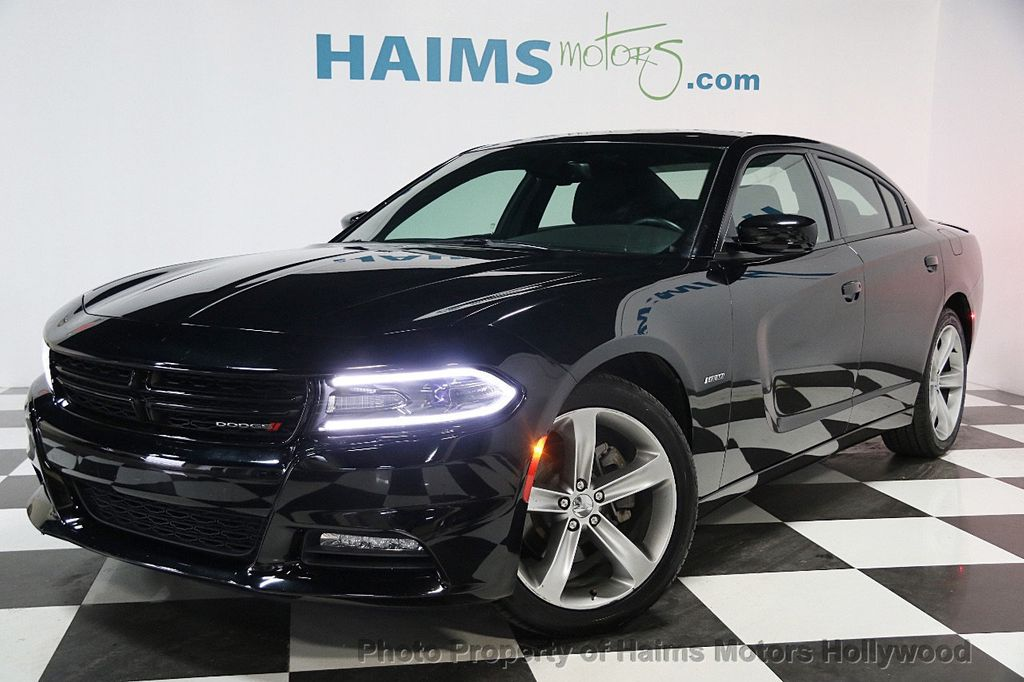 2016 Dodge Charger 4dr Sedan R/T RWD - 16524183 - 0