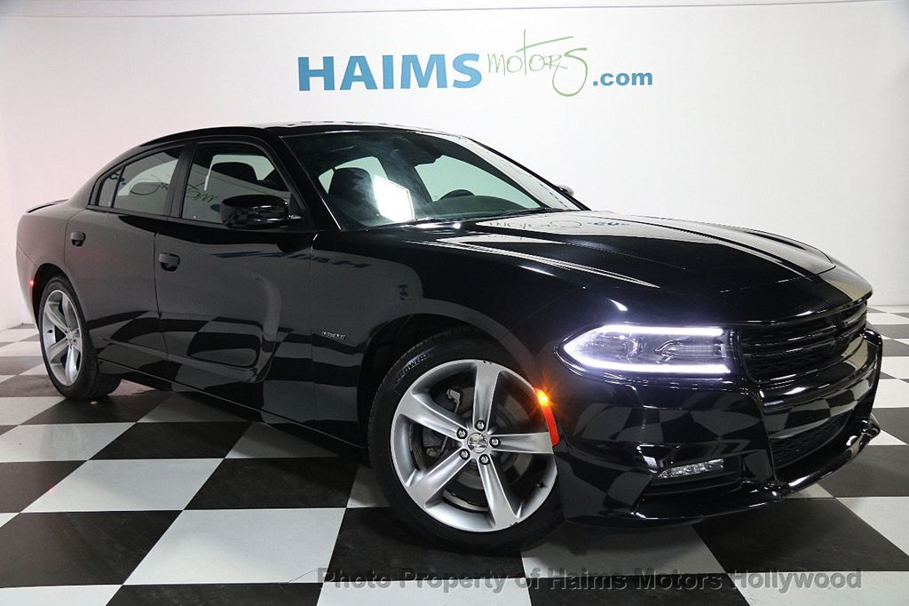 2016 Dodge Charger 4dr Sedan R/T RWD - 16524183 - 2