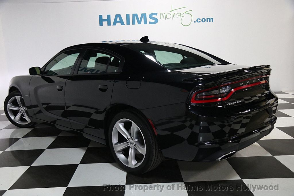2016 Dodge Charger 4dr Sedan R/T RWD - 16524183 - 3