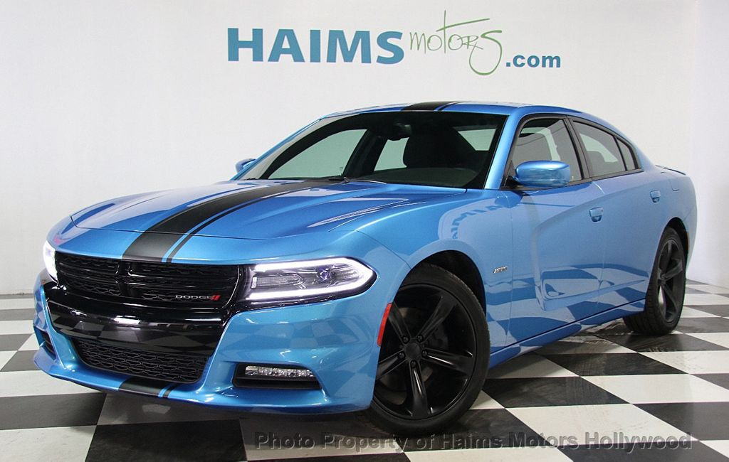 2016 Dodge Charger 4dr Sedan R/T RWD - 16547799 - 0