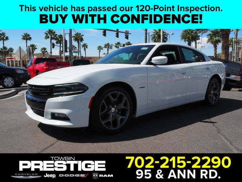2016 Dodge Charger 4dr Sedan R/T RWD - 17661536 - 0