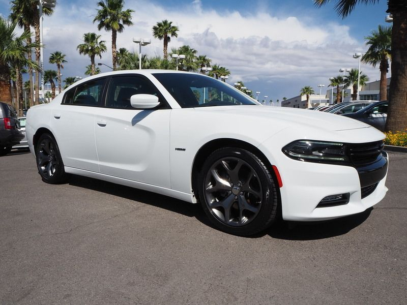 2016 Dodge Charger 4dr Sedan R/T RWD - 17661536 - 2