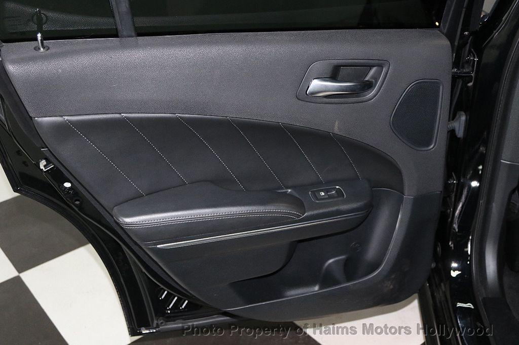 2016 Dodge Charger 4dr Sedan R/T Scat Pack RWD - 17638851 - 12