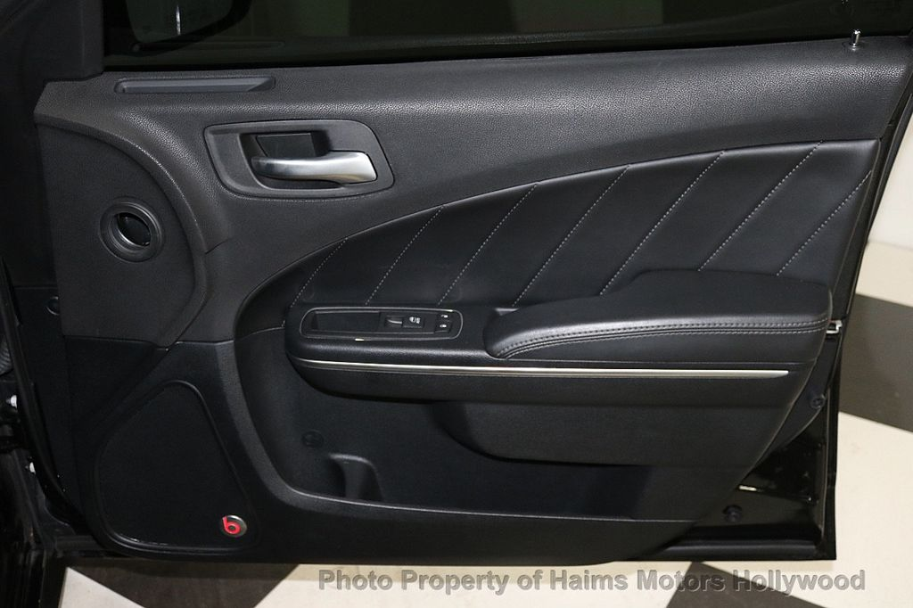 2016 Dodge Charger 4dr Sedan R/T Scat Pack RWD - 17638851 - 14