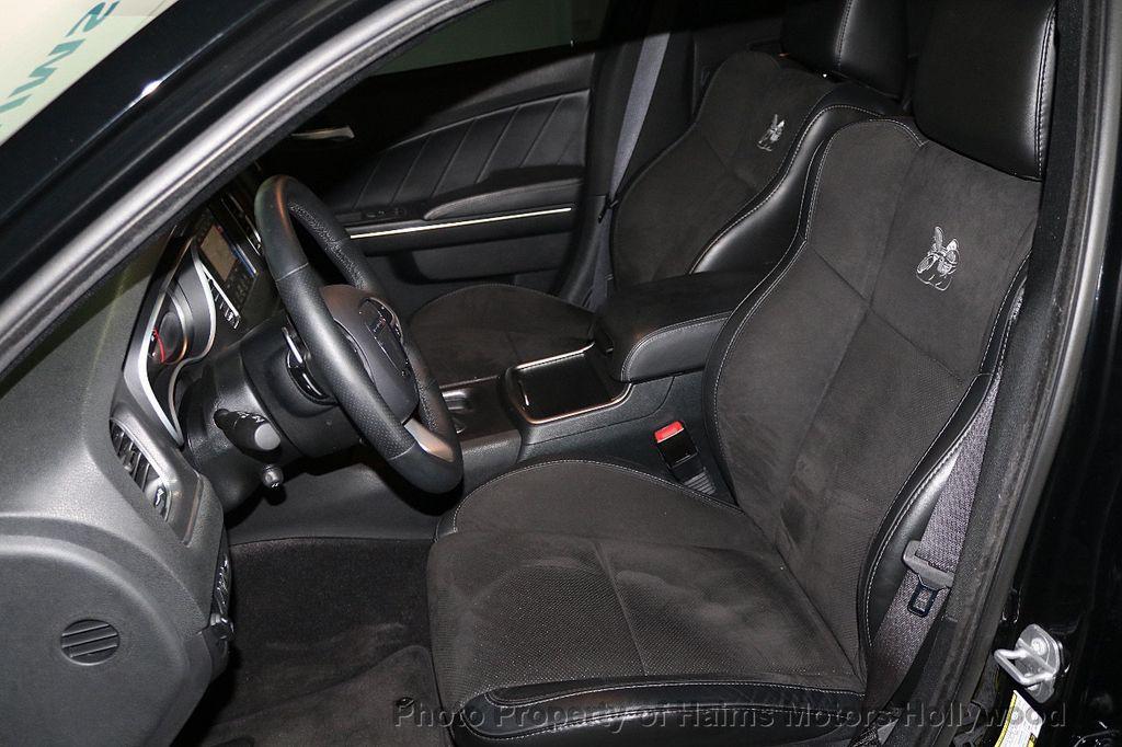 2016 Dodge Charger 4dr Sedan R/T Scat Pack RWD - 17638851 - 19