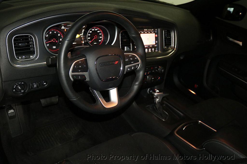 2016 Dodge Charger 4dr Sedan R/T Scat Pack RWD - 17638851 - 20