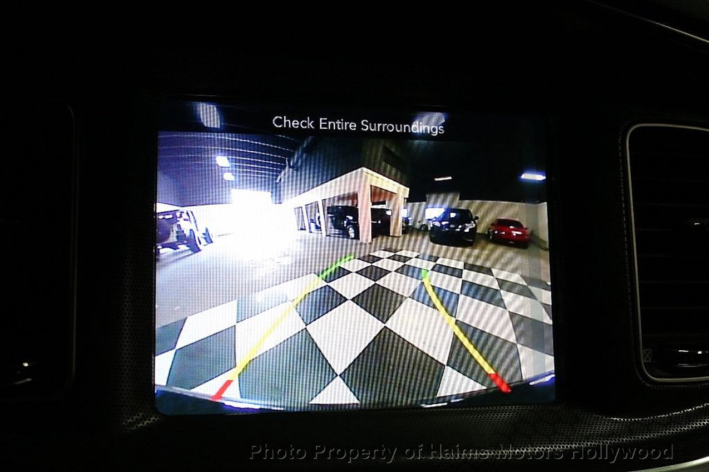 2016 Dodge Charger 4dr Sedan R/T Scat Pack RWD - 17638851 - 34