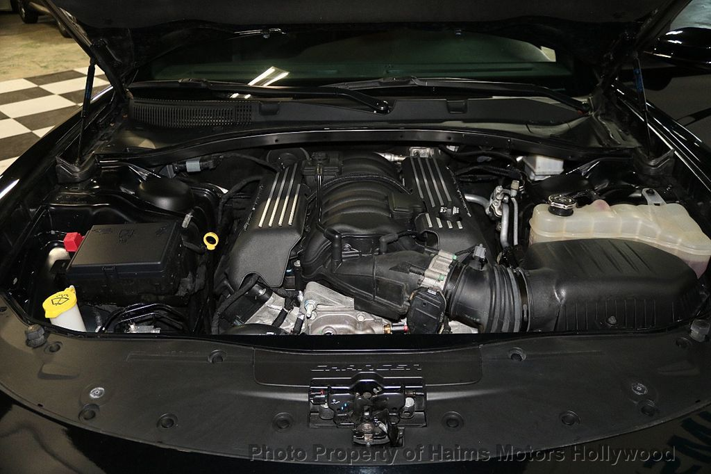2016 Dodge Charger 4dr Sedan R/T Scat Pack RWD - 17638851 - 36