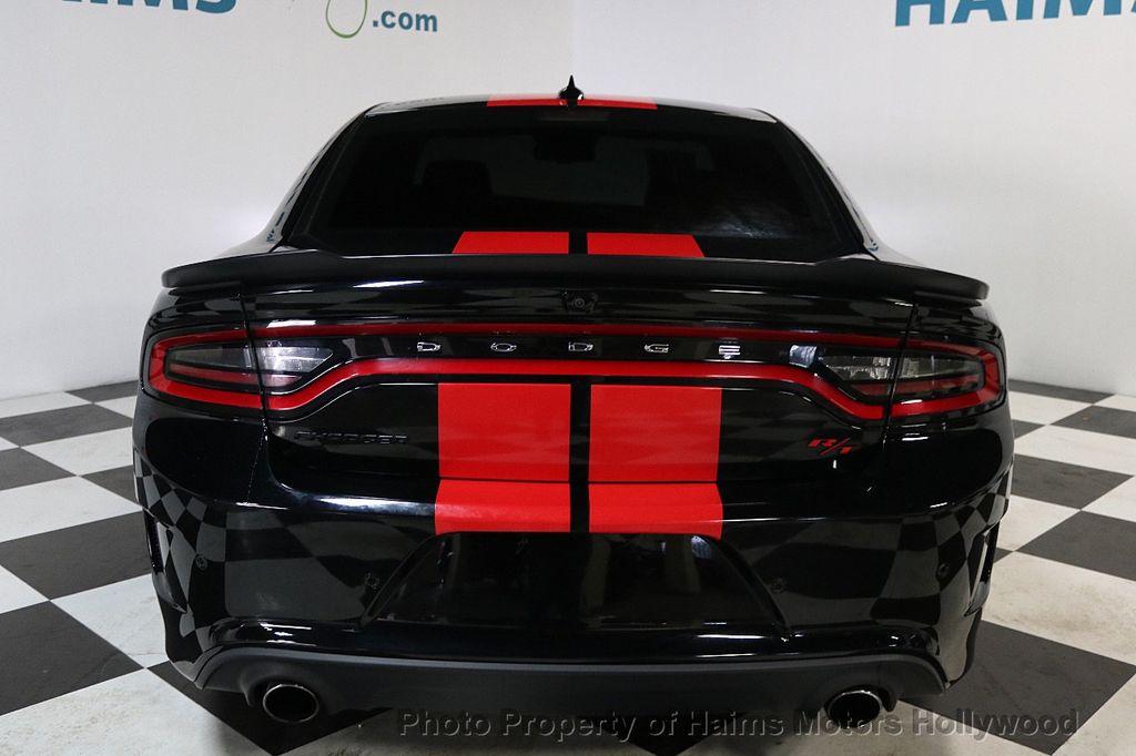 2016 Dodge Charger 4dr Sedan R/T Scat Pack RWD - 17638851 - 5
