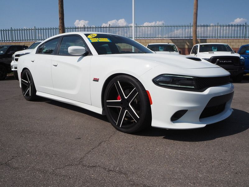 2016 Dodge Charger 4dr Sedan R/T Scat Pack RWD - 17749432 - 2