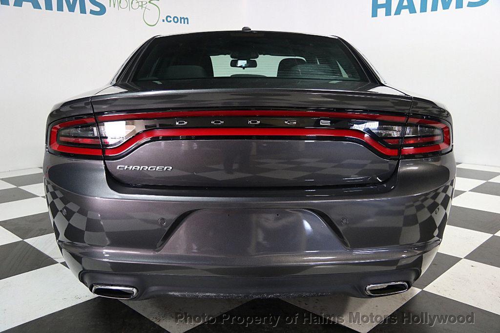 New 2016 Dodge Charger 4dr All Wheel Drive Sedan Se