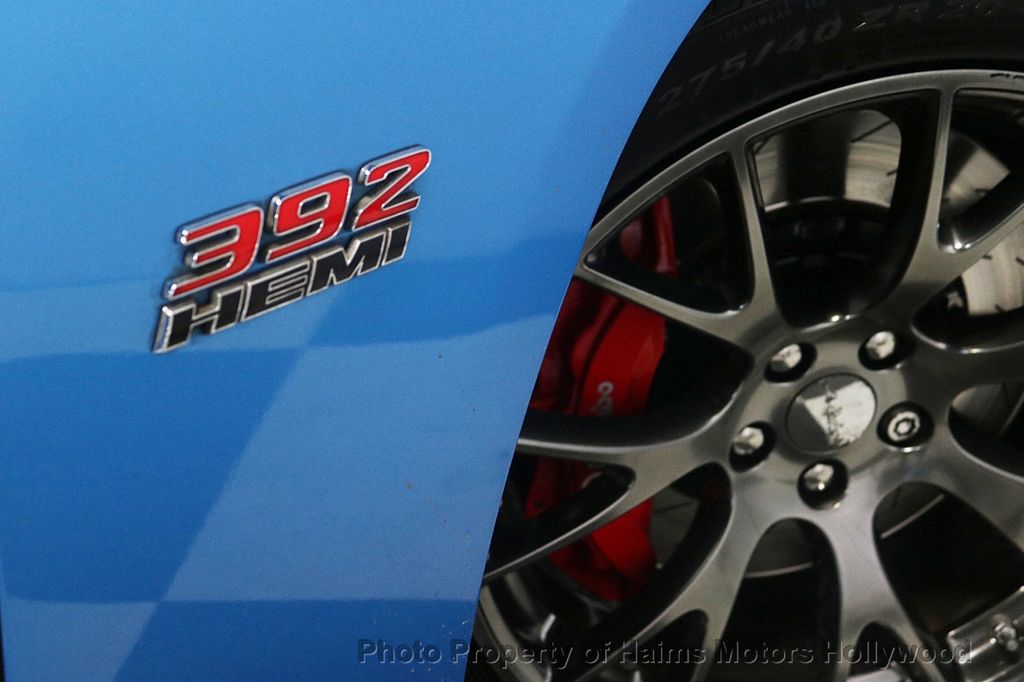 2016 Dodge Charger 4dr Sedan SRT 392 RWD - 18663240 - 8