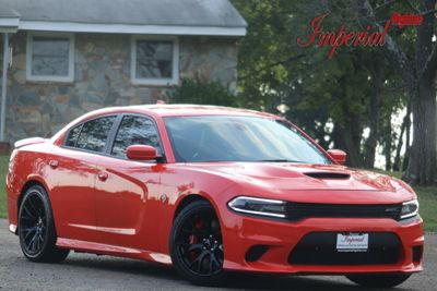 2016 Dodge Charger 4dr Sedan SRT Hellcat RWD