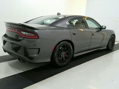 2016 Dodge Charger 4dr Sedan SRT Hellcat RWD - Click to see full-size photo viewer
