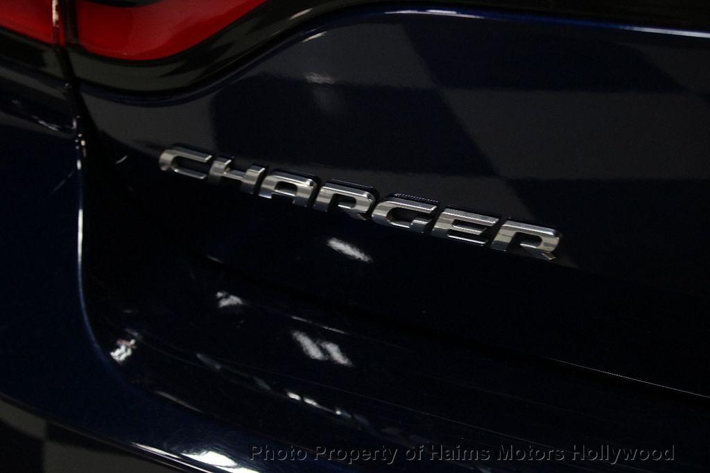 2016 Dodge Charger 4dr Sedan SXT RWD - 17286236 - 9