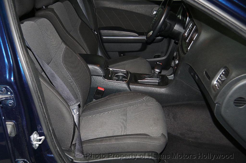 2016 Dodge Charger 4dr Sedan SXT RWD - 17286236 - 15