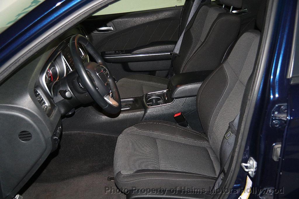 2016 Dodge Charger 4dr Sedan SXT RWD - 17286236 - 18