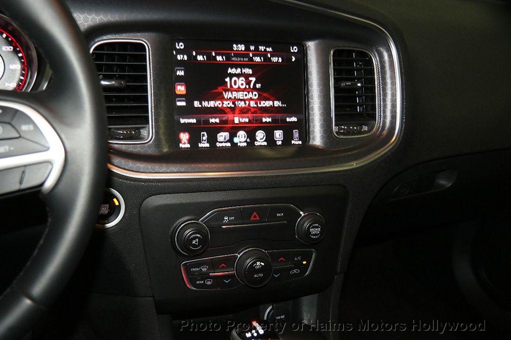 2016 Dodge Charger 4dr Sedan SXT RWD - 17286236 - 20