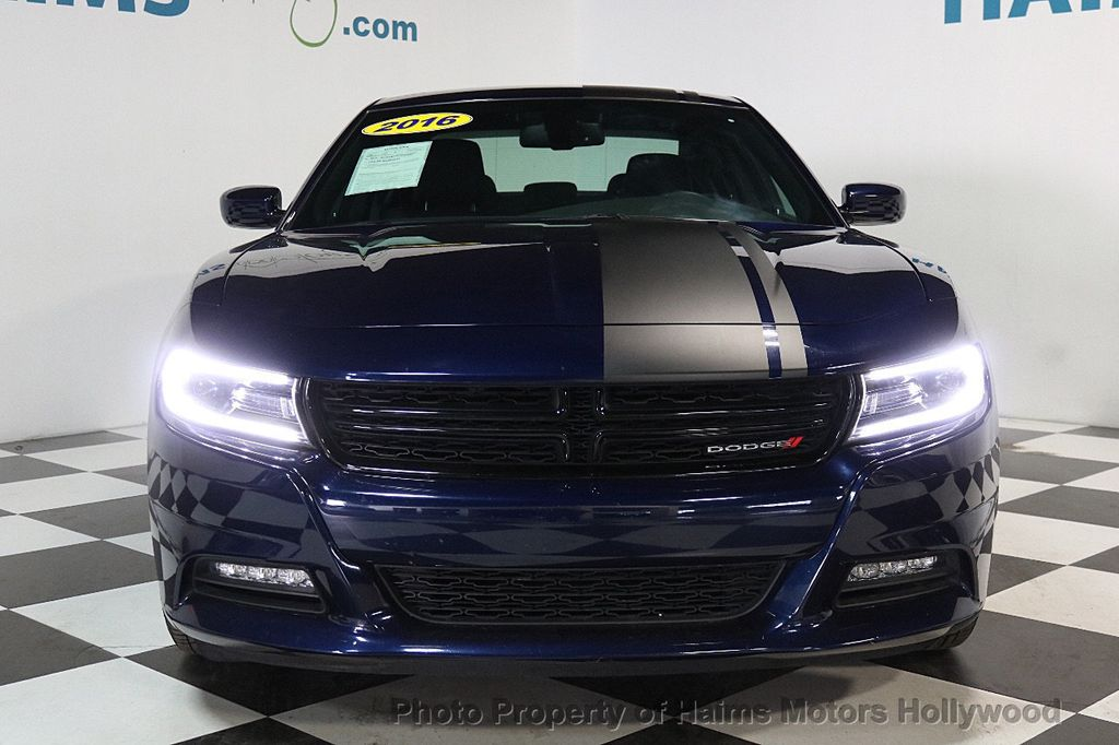 2016 Dodge Charger 4dr Sedan SXT RWD - 17286236 - 2
