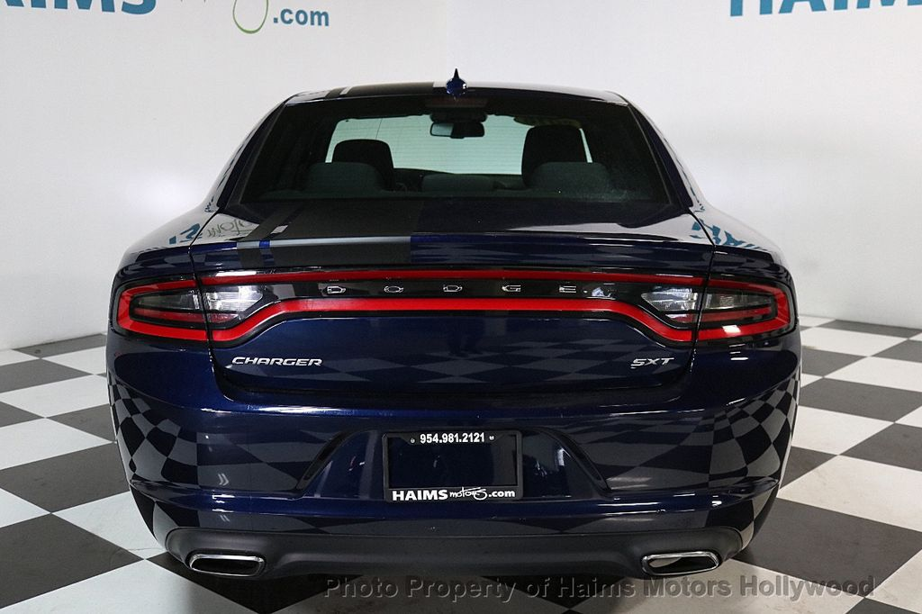 2016 Dodge Charger 4dr Sedan SXT RWD - 17286236 - 5