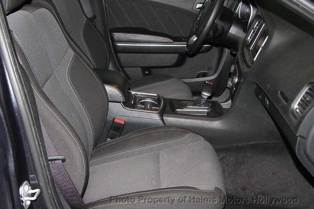 2016 Dodge Charger 4dr Sedan SXT RWD - 17316613 - 13