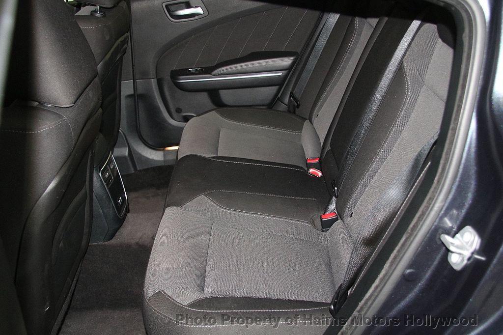 2016 Dodge Charger 4dr Sedan SXT RWD - 17316613 - 15