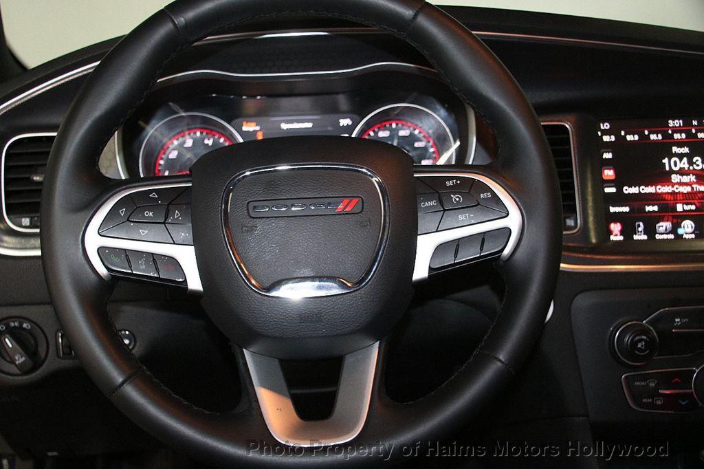 2016 Dodge Charger 4dr Sedan SXT RWD - 17316613 - 25