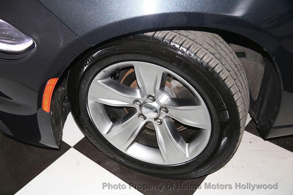 2016 Dodge Charger 4dr Sedan SXT RWD - 17316613 - 28