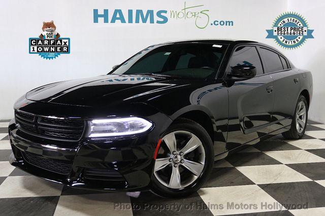 2016 Used Dodge Charger 4dr Sedan Sxt Rwd At Haims Motors Ft Lauderdale Serving Lakes Fl Iid 18588539