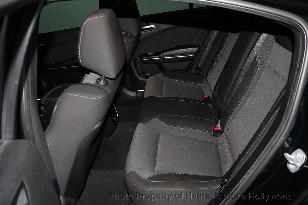 2016 Dodge Charger 4dr Sedan SXT RWD - 18588539 - 15