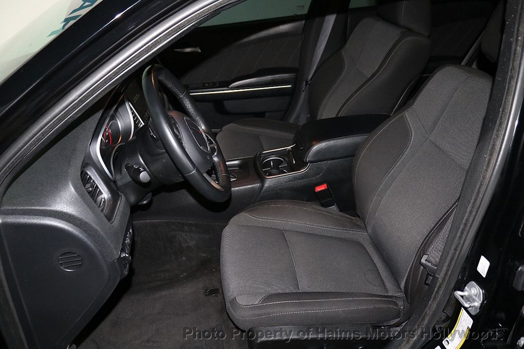 2016 Dodge Charger 4dr Sedan SXT RWD - 18588539 - 16
