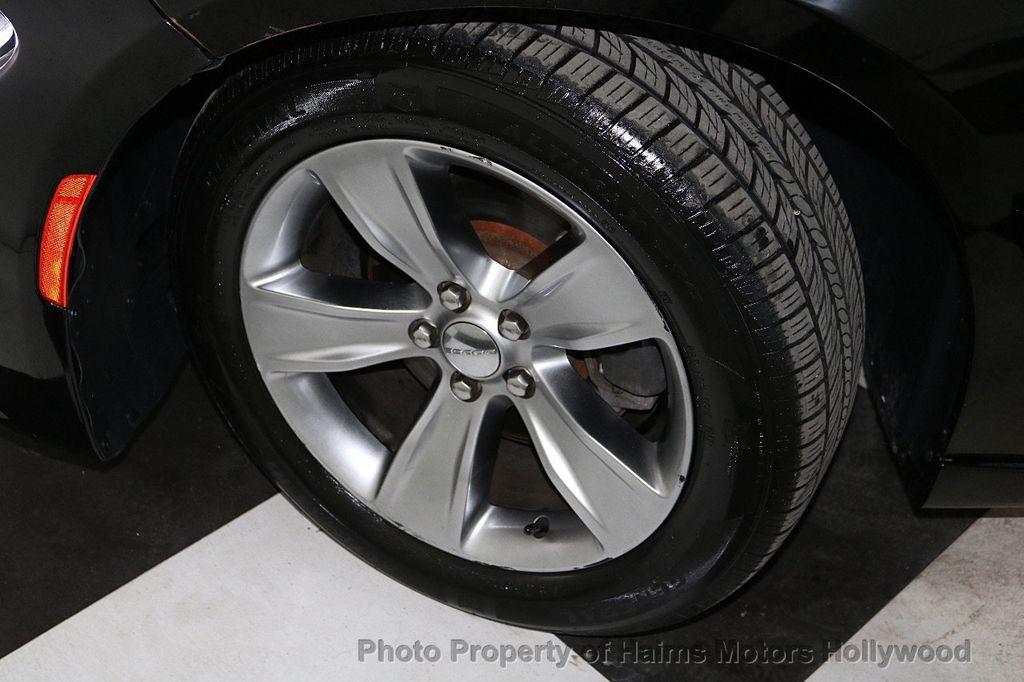 2016 Dodge Charger 4dr Sedan SXT RWD - 18588539 - 28