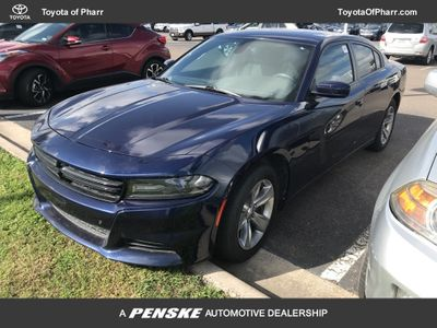 2016 Dodge Charger 4dr Sedan SXT RWD - Click to see full-size photo viewer