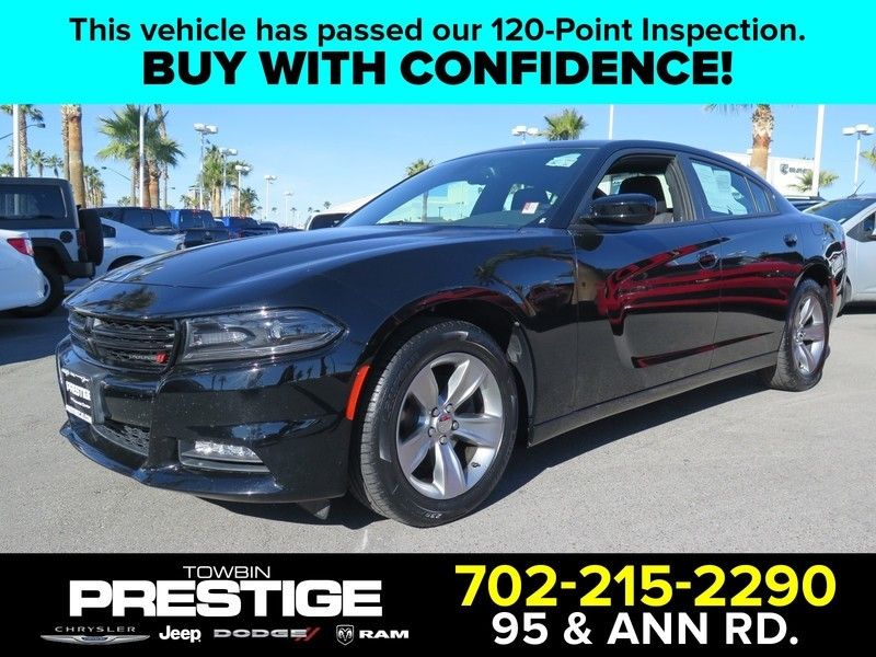 2016 Dodge Charger 4dr Sedan SXT RWD - 17183387 - 0