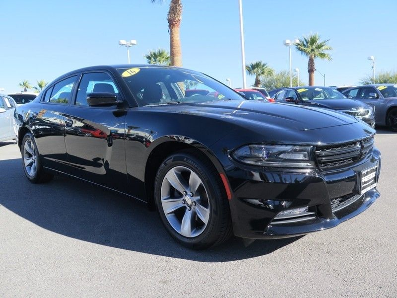2016 Dodge Charger 4dr Sedan SXT RWD - 17183387 - 2