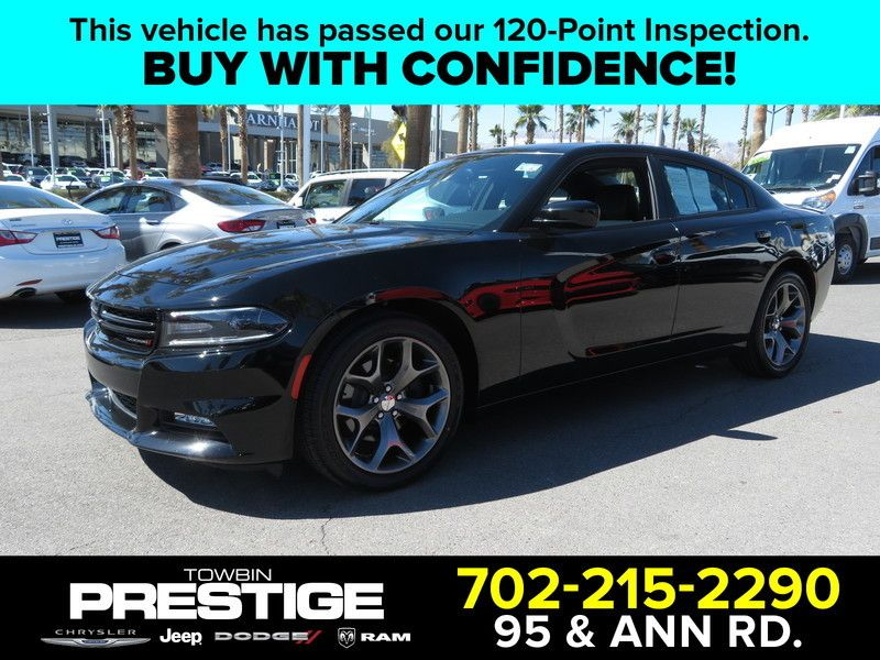 2016 Dodge Charger 4dr Sedan SXT RWD - 17407122 - 0