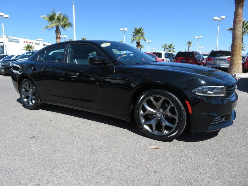 2016 Dodge Charger 4dr Sedan SXT RWD - 17407122 - 2