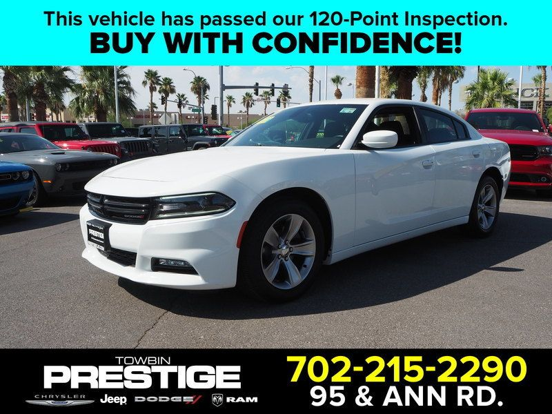2016 Dodge Charger 4dr Sedan SXT RWD - 17765535 - 0
