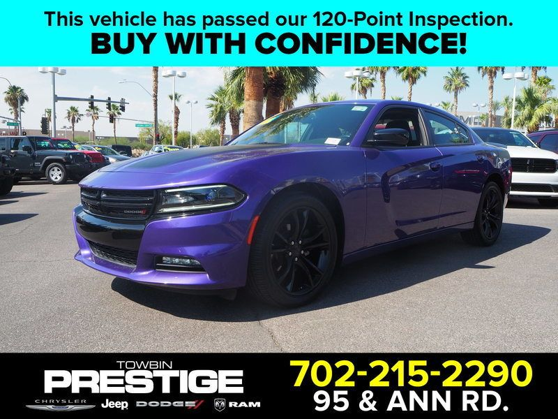 2016 Dodge Charger 4dr Sedan SXT RWD - 17852324 - 0