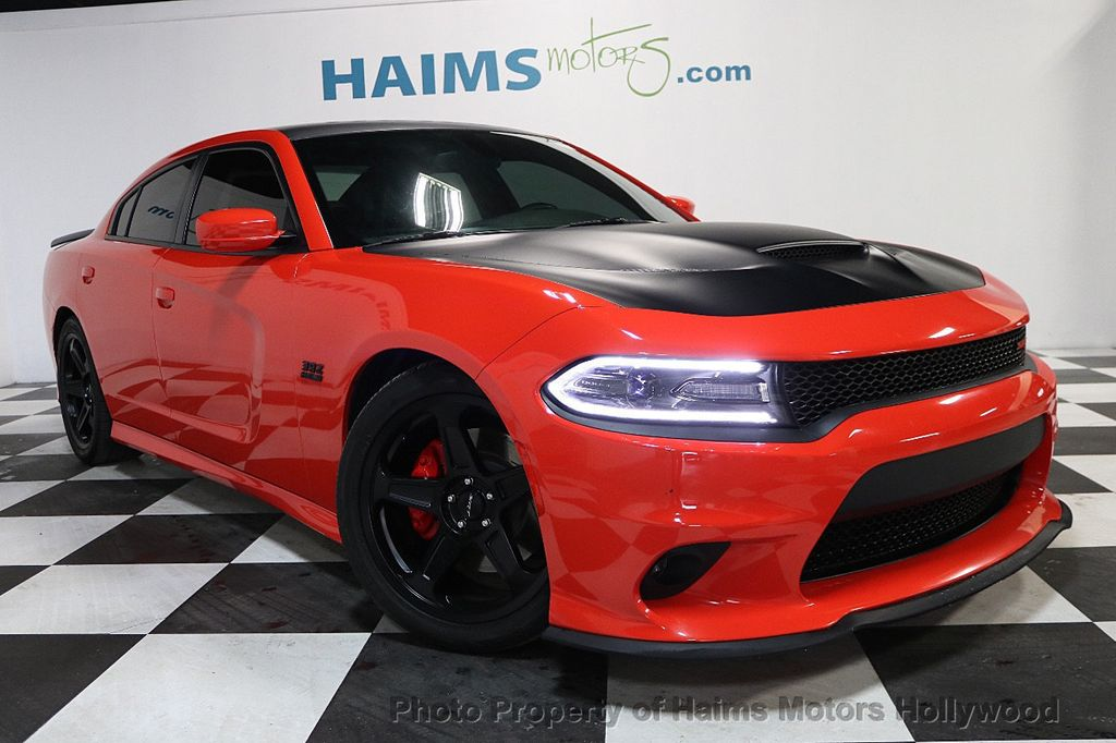 2016 Dodge Charger SRT POWER - 17753844 - 2