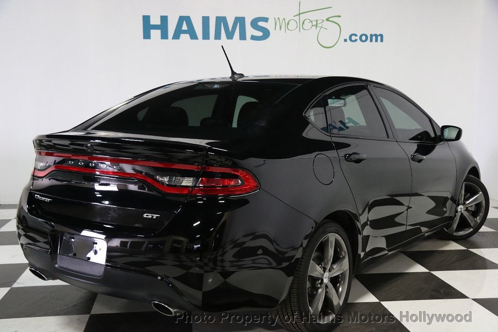 Luxury Dodge Dart 2016 Gt
