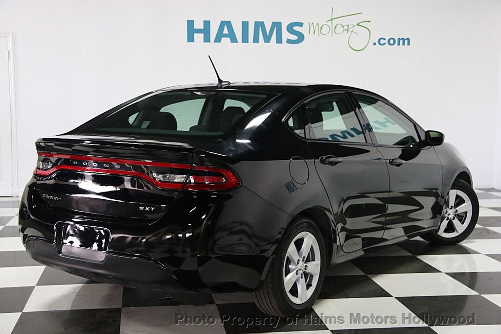 Used Dodge Dart >> 2016 Used Dodge Dart 4dr Sedan Sxt At Haims Motors Serving Fort