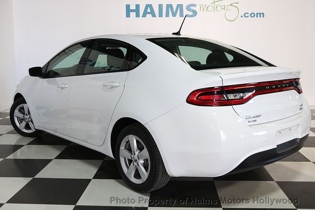 2016 Dodge Dart 4dr Sedan SXT - 17471170 - 4