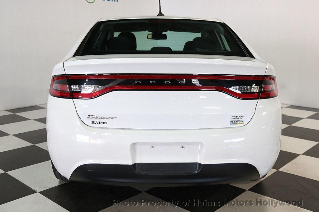 2016 Dodge Dart 4dr Sedan SXT - 17471170 - 5