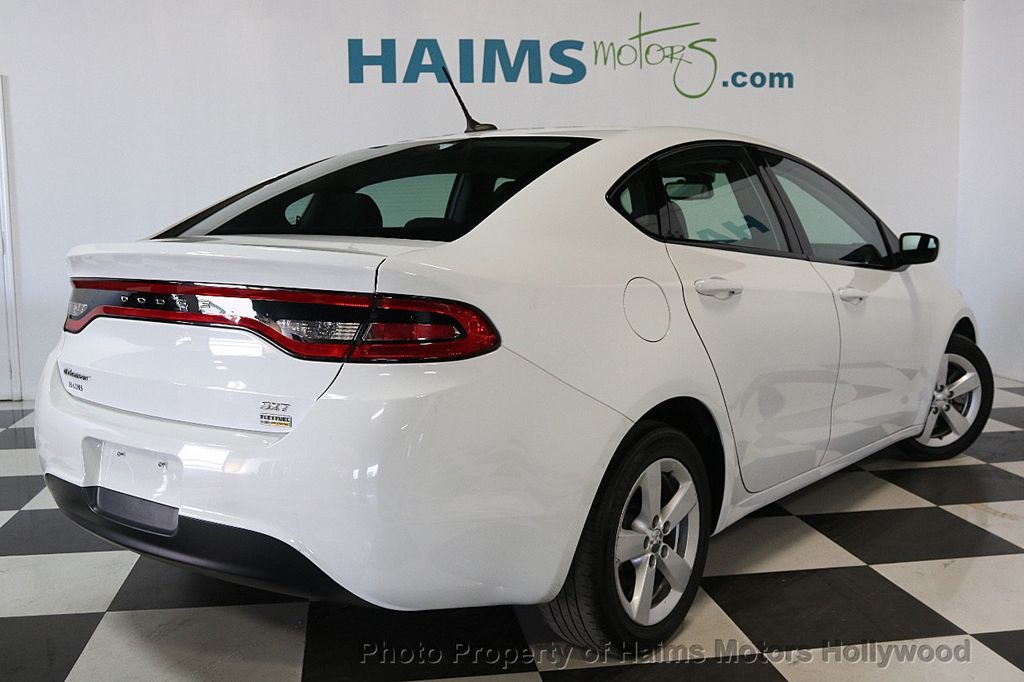 2016 Dodge Dart 4dr Sedan SXT - 17471170 - 6
